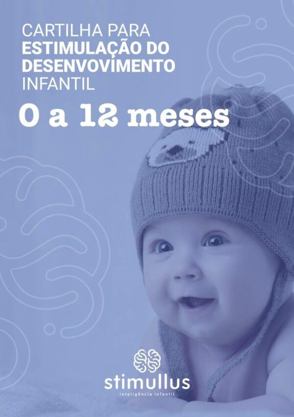 eBook - Cartilha para estimulação do desenvolvimento infantil - 0 a 12 meses - Método BRINC - Dra. Fernanda Monteiro